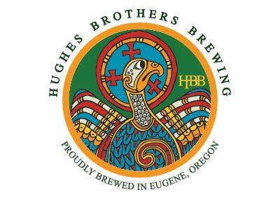 wiselywoven_hughes-bros-brewing_logo-design