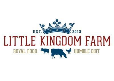 wiselywoven_little-kingdom-farm_logo-design_virginia