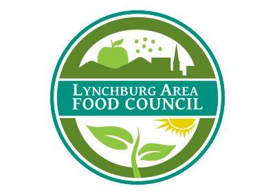 wiselywoven_lynchburg-area-food-council_logo-design_virginia