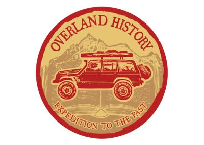 wiselywoven_overland-history-logo-design_bedford-virginia