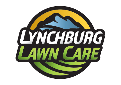 Lynchburg Lawn Care logo design