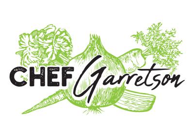 Chef Garretson branding